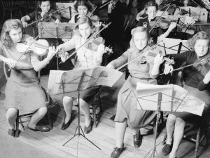 womens orchestra